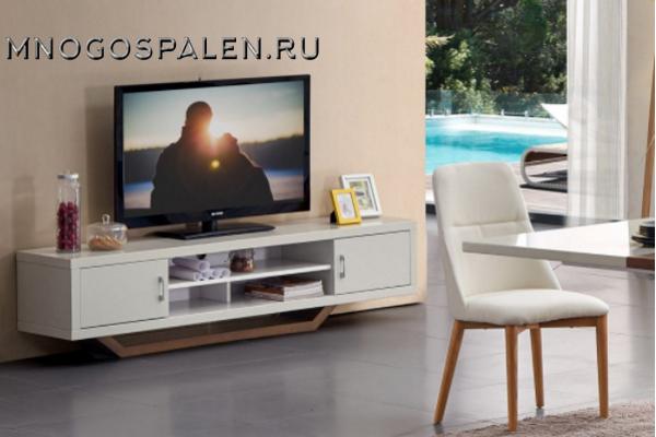 Тв тумба TV1647 купить в салоне-студии мебели Барселона mnogospalen.ru много спален мебель Италии классические современные
