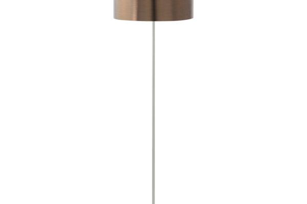 39358 Торшер SAGANTO 1, 1x60W(E27), сталь, коричневый/пластик, коричневый, медный купить в салоне-студии мебели Барселона mnogospalen.ru много спален мебель Италии классические современные